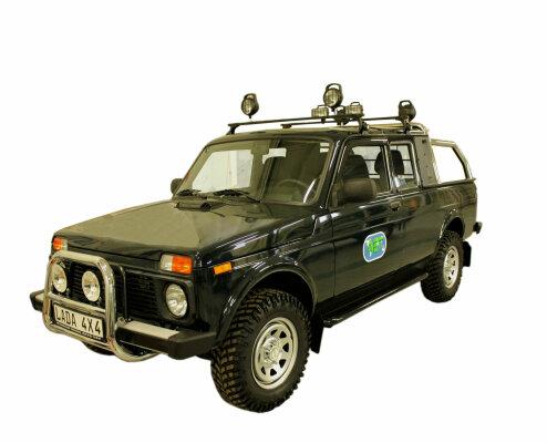 Lada 4X4 2329 PickUp