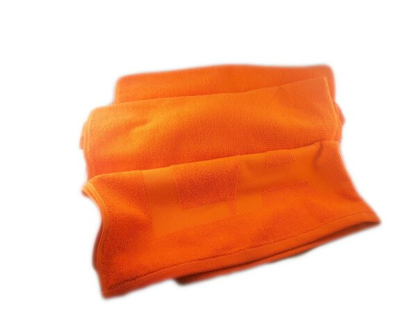 Duschtuch Handtuch Lada orange Lifestyle Kollektion
